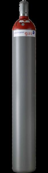Neuflasche & Füllung mit Formiergas 80/20 | T50
