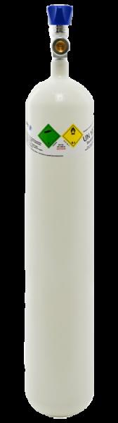Neuflasche & Füllung mit Sauerstoff med. 3 Liter