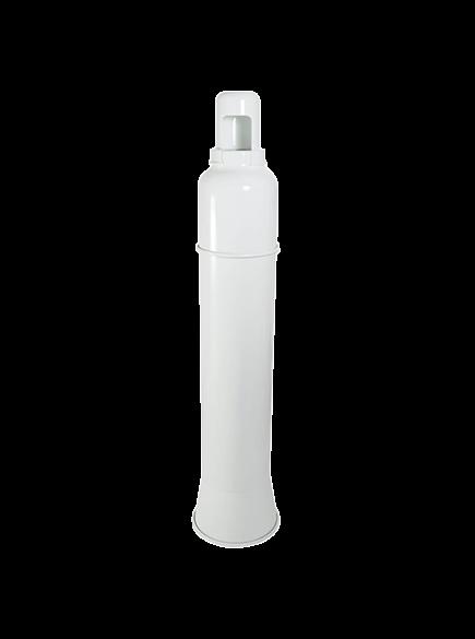 Flaschenmantel 3-teilig weiß für AERO