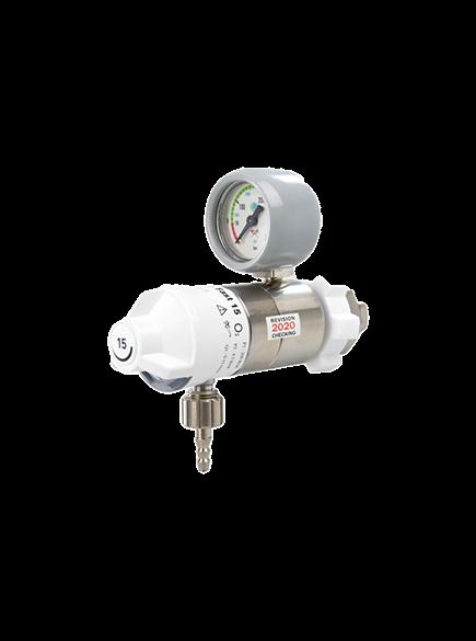 Druckminderer AEROway®Fast, 15,0 - 15 l/m Sauerstoff
